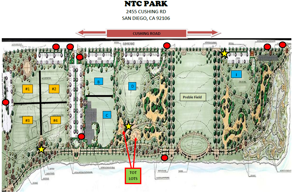 NTC Park event space May 14